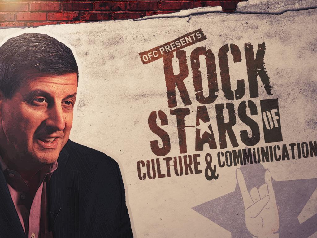 Larry Galardi- Siemens Healthineers rockstars of culture & communications