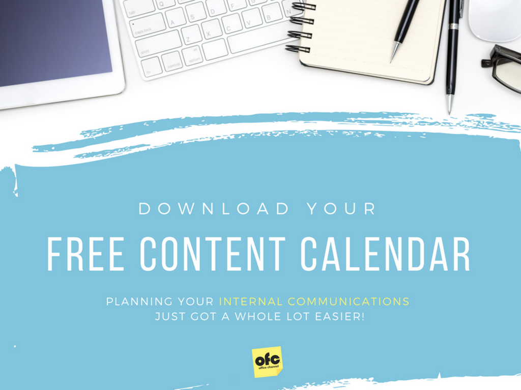 The Internal Communicators Ultimate Guide To Clear Communication - Content creation template