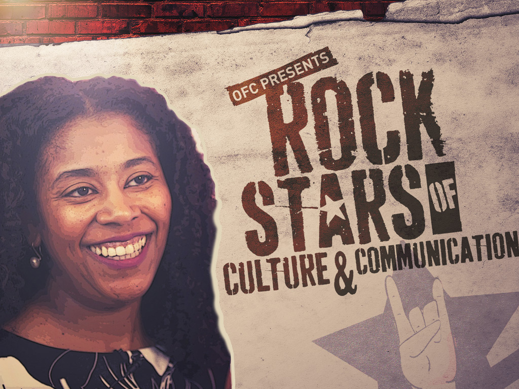 Stacie Barrett of Domino's Rockstar of Culture & Communications Interview
