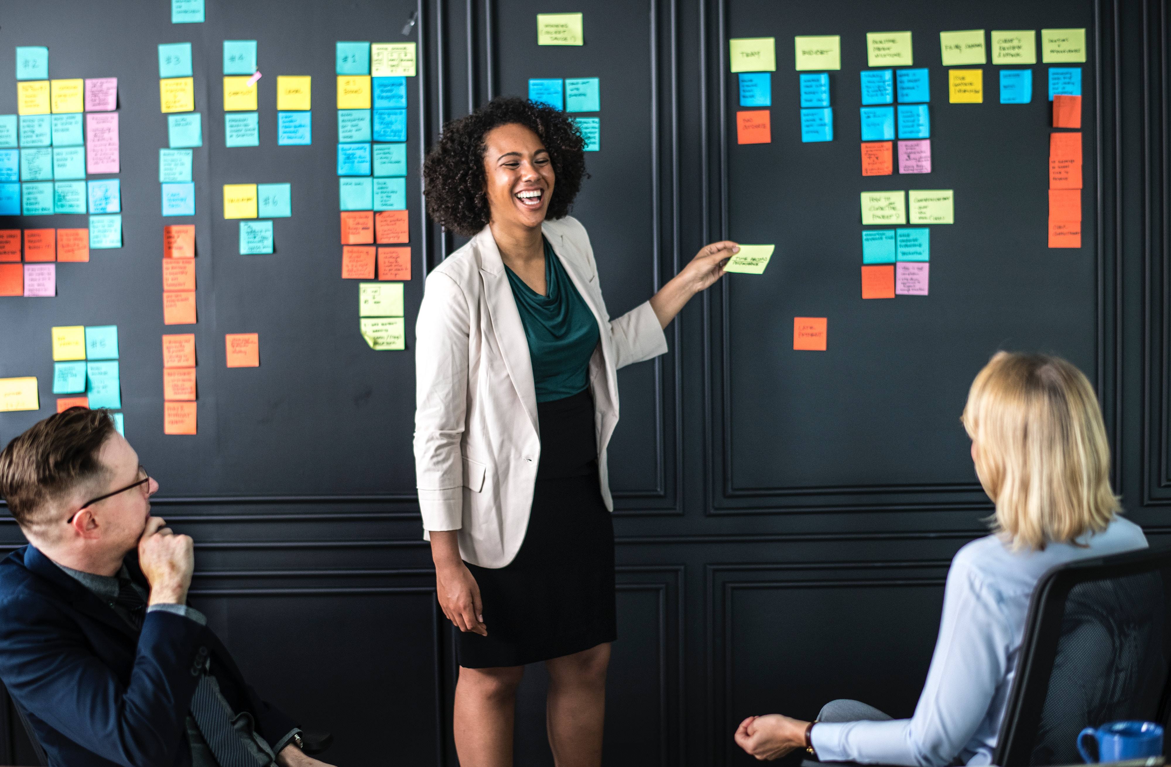 How to Build a Stronger Team and a Great Work Environment
