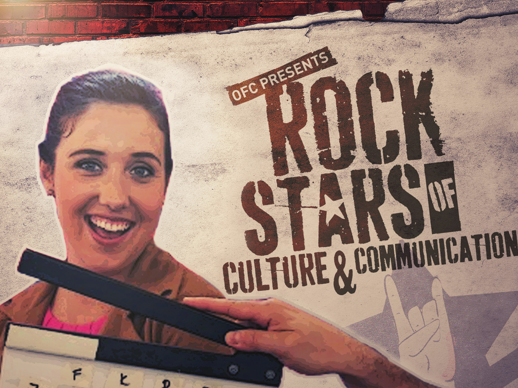 Natasha Harvey of Samsung for Rockstars of Culture & Communication
