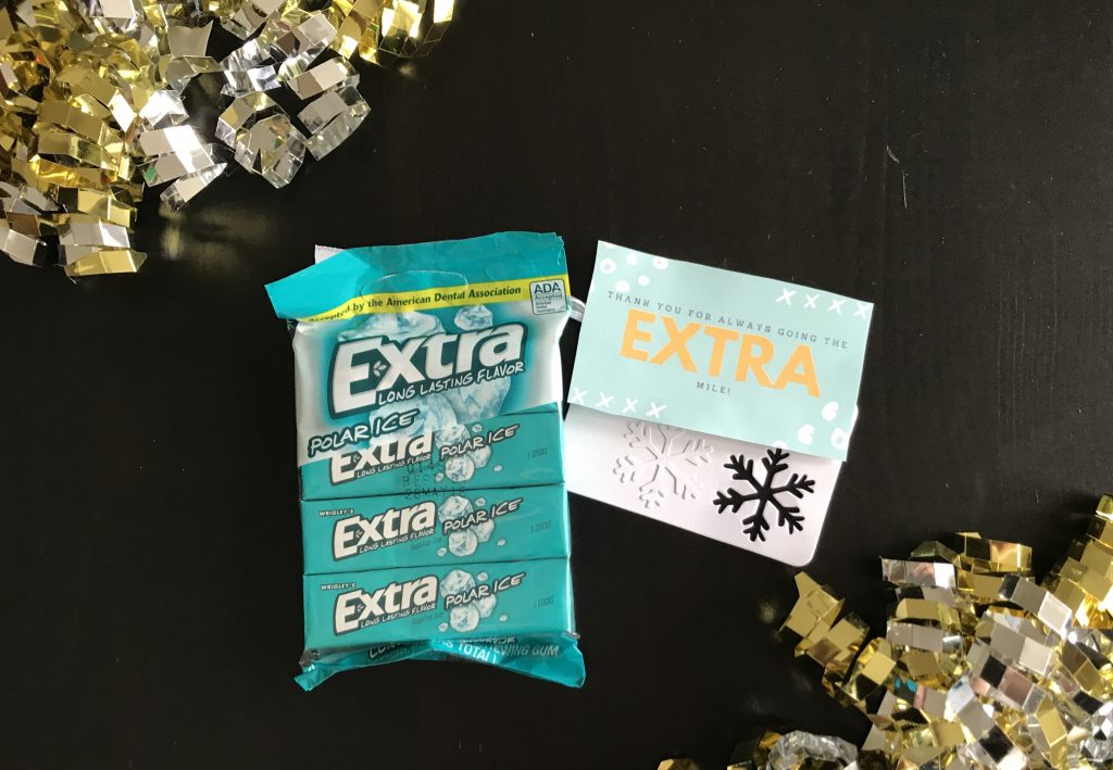 Employee Appreciation Gift Ideas - Extra Gum
