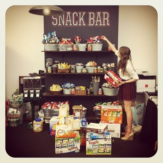 Office Snack Bar