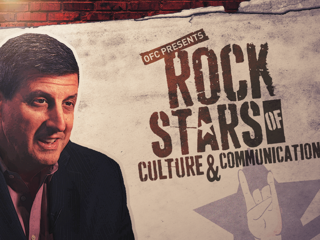 Larry Galardi- Siemens Healthineers rockstars of culture & communications