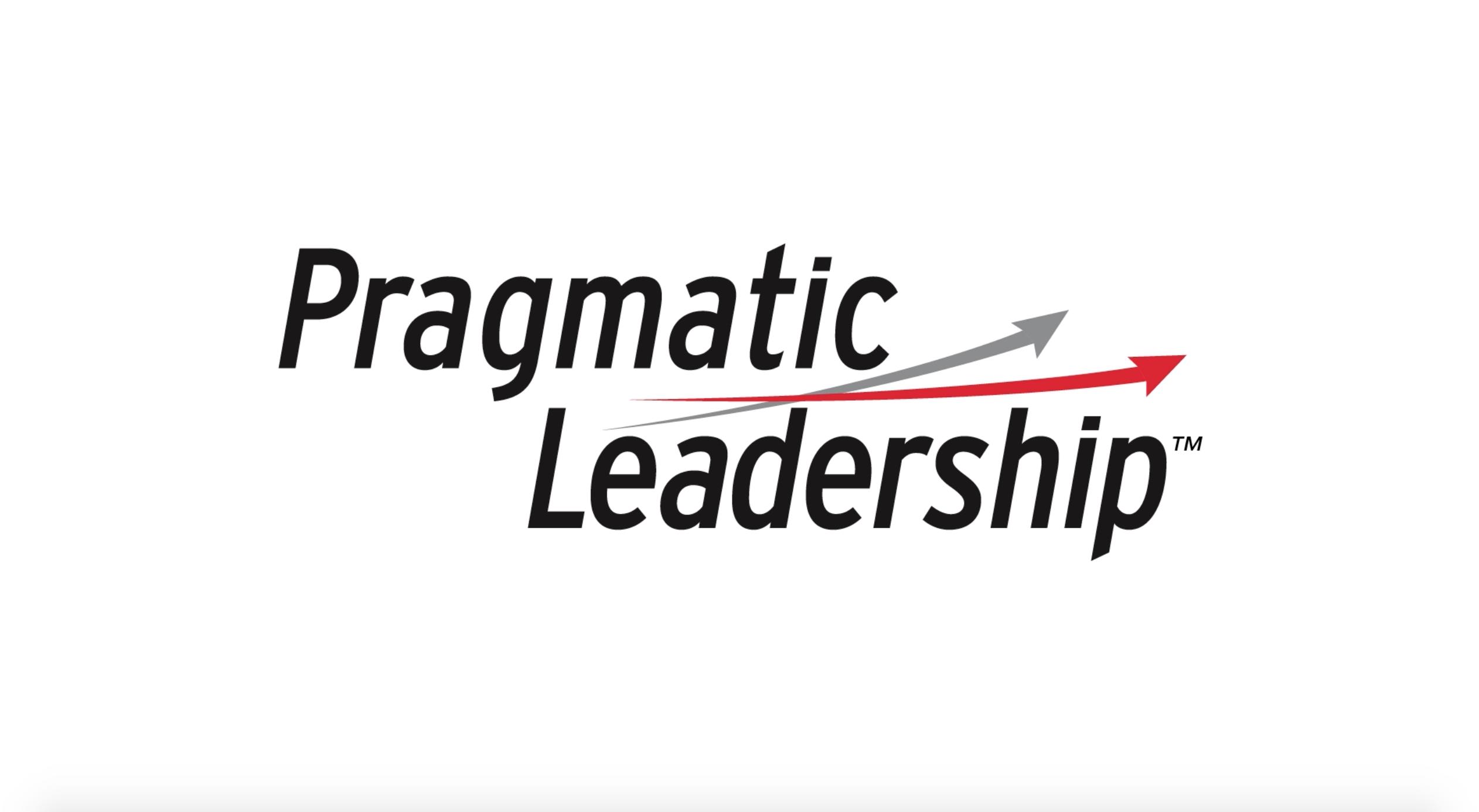 PRAGMATIC LEADERSHIP™ WEBINAR