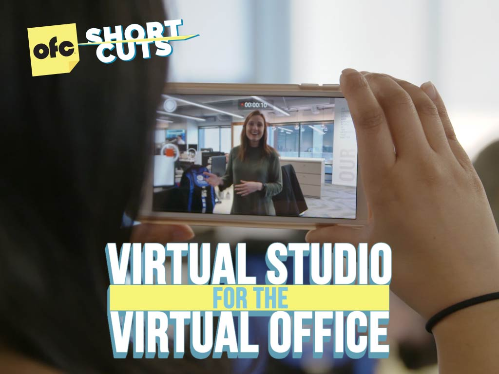OFC Shortcuts Virtual studio for the virtual office