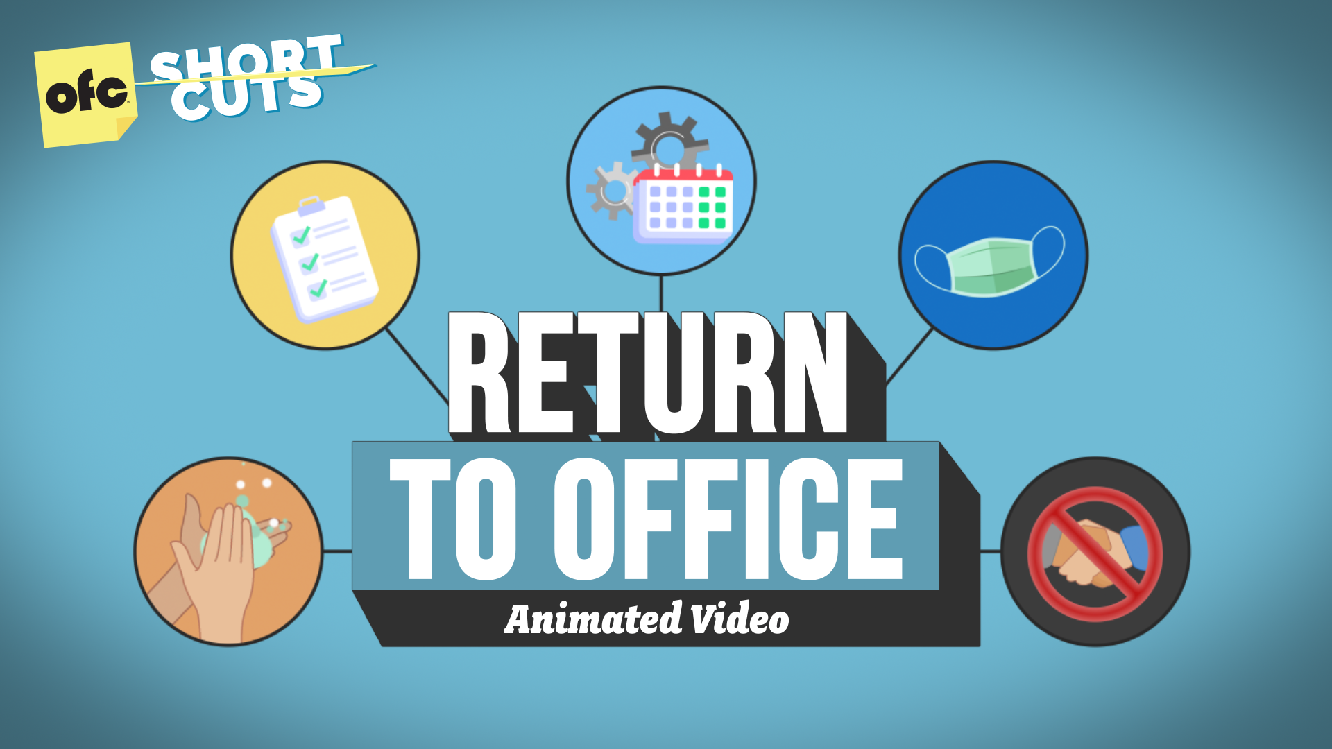 OFC Shortcuts Returning to the Office Animated Video
